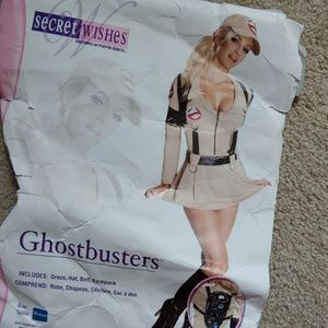 🎃👻 Womans Ghostbusters Sexy Costume🎃👻